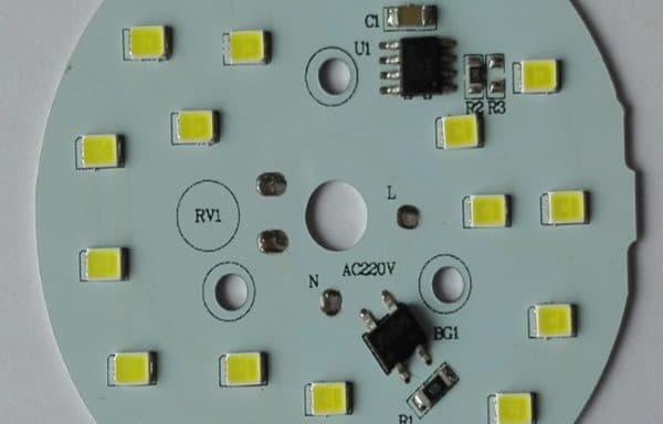 LED модуль 9 Вт